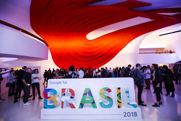 Google for Brasil 2018