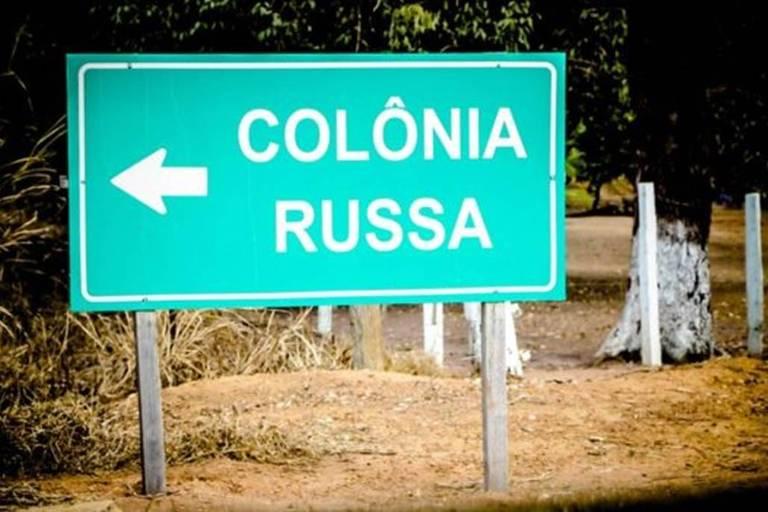 Colônia russa no Mato Grosso