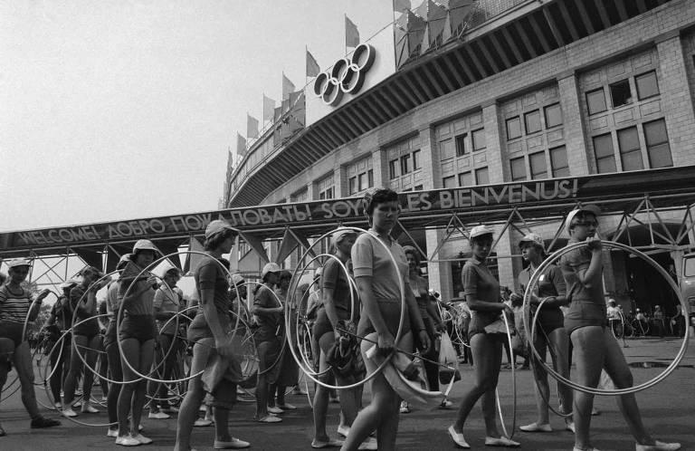 História do Estádio Lujniki