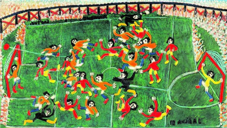 Futebol-arte