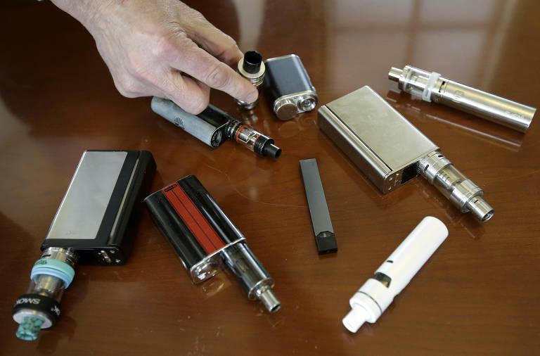 Cigarro eletrônico