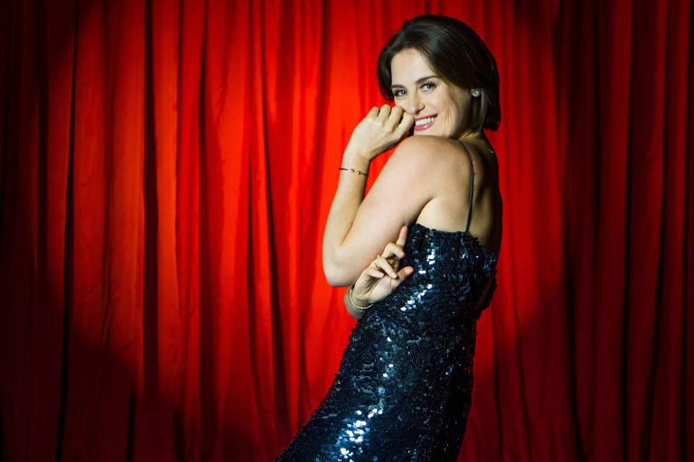 Alessandra Maestrini do Show dos Famosos