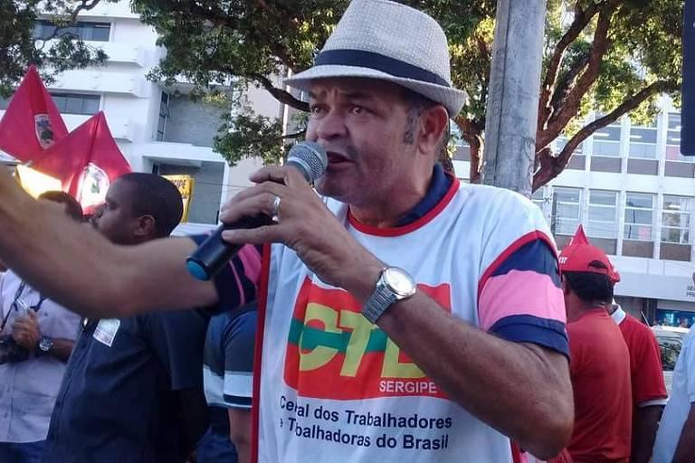 Radialista José Alvannilson Santana (Foto: Reprodução/Facebook)
