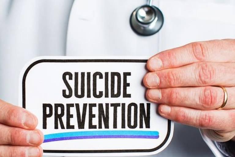 Apenas em dez estados americanos, é obrigatório que profissionais de saúde recebam treinamento sobre prevenção do suicídio