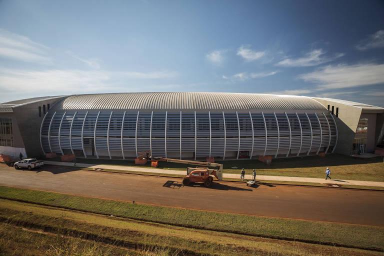 O acelerador de partículas Sirius, em Campinas, o maior projeto já feito pela ciência brasileira