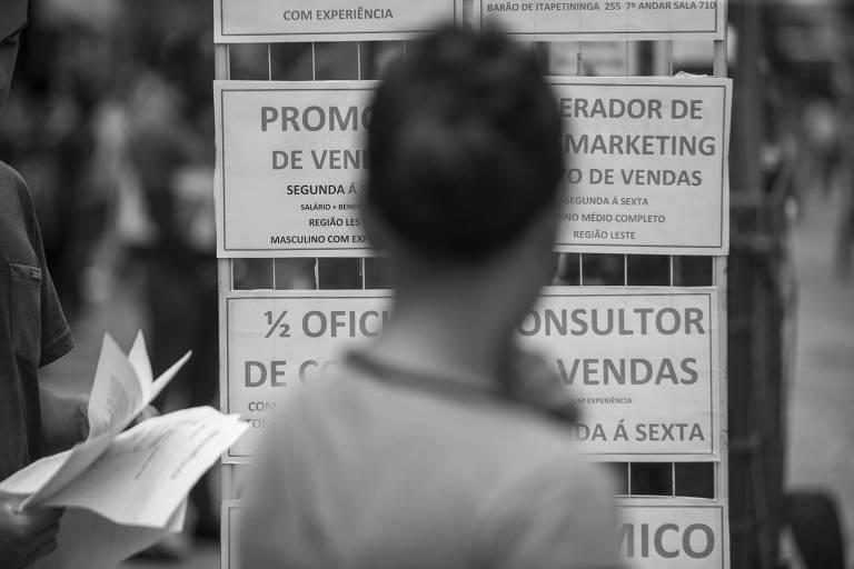 Empregadores pretendem retomar contratações em até um ano, segundo pesquisa