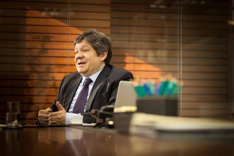 Paulo Tarso de Ramos Ribeiro, ex-ministro da Justiça no governo FHC, que ficou conhecido um defensor da livre concorrência