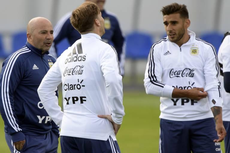 Imagens da Copa (11/06)