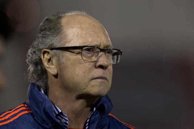Paulo Roberto Falcão jogou pela Seleção Brasileira nas copas de 1982 e 1986