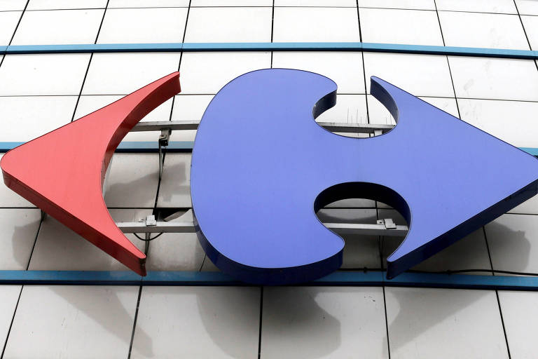 Logo do Carrefour