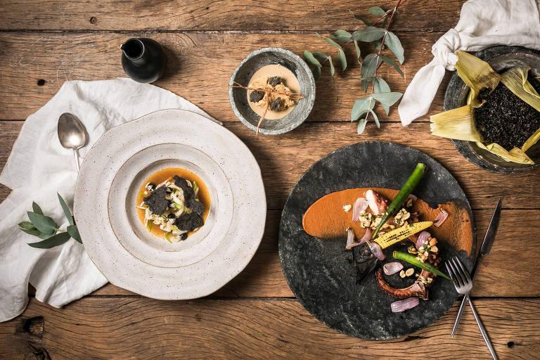 Restaurante Maní escolhido como o melhor do ano