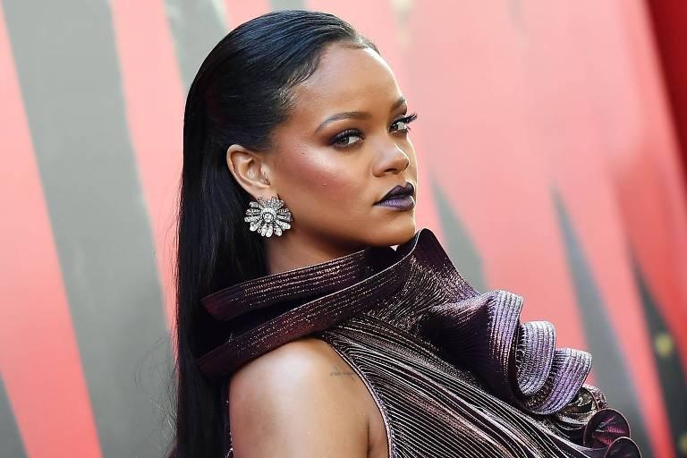 Rihanna prepara lançamento de marca de luxo com dona da Louis Vuitton