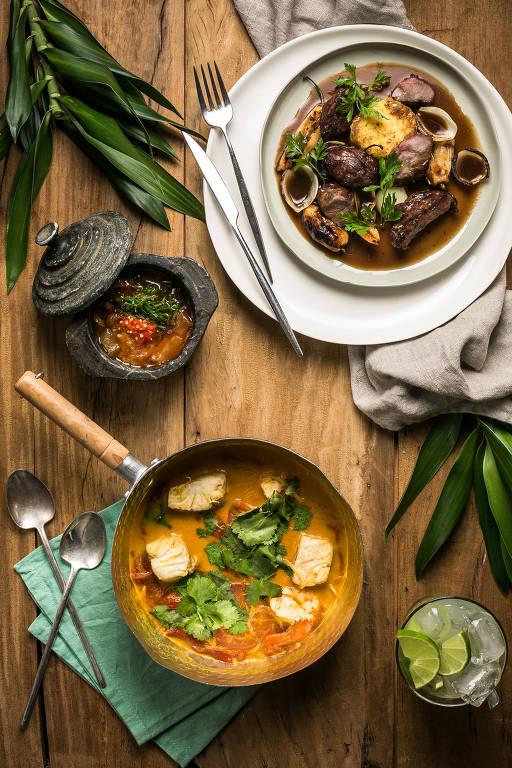 Jiquitaia é escolhido como o melhor restaurante brasileiro
