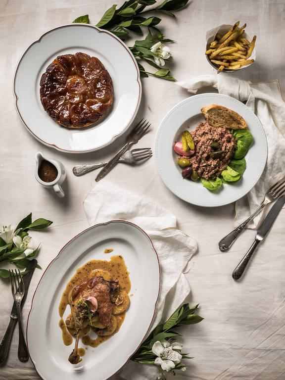 Ici Bistrô é escolhido como melhor restaurante francês