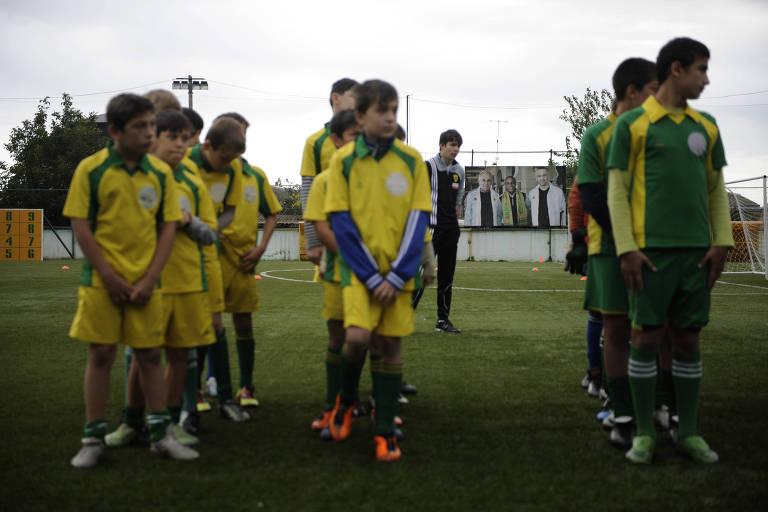 Escolinha na Tchetchênia salva meninos russos cobiçados pelo Estado Islâmico