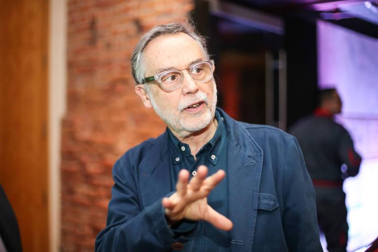 O crítico de cinema e professor emérito da USP Ismail Xavier,  convidado da Flip