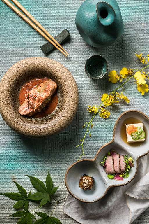 Aizomê o melhor restaurante japonês de 2018