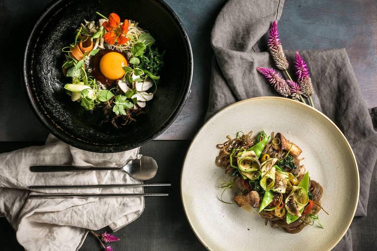 Komah: melhor restaurante asiático de 2018