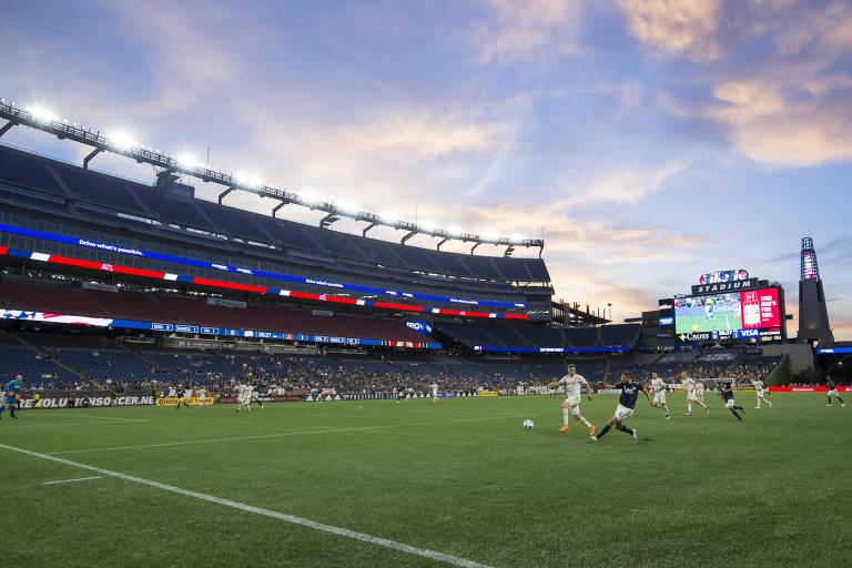Estádios de sedes americanas concorrentes à Copa de 2026