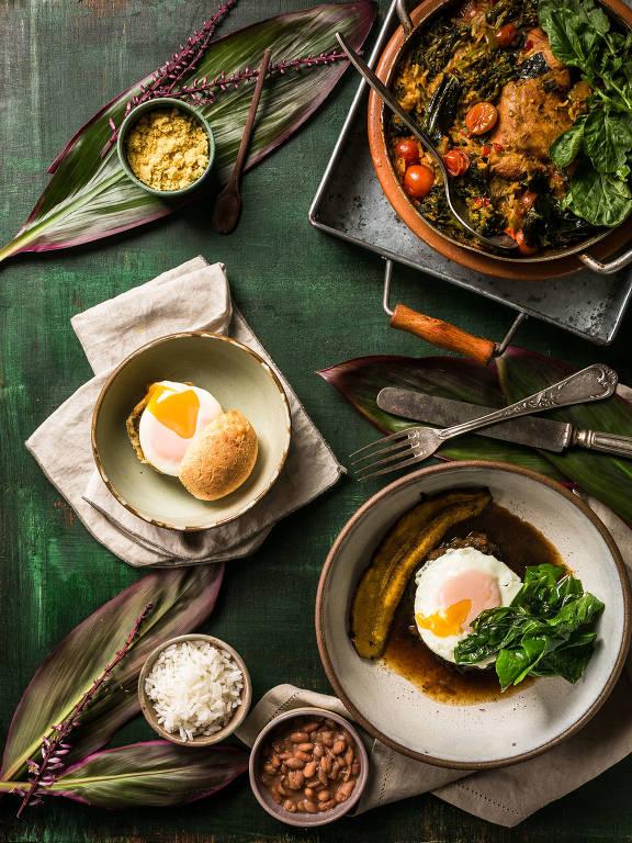 A Baianeira foi eleito como melhor restaurante para se sentir em casa