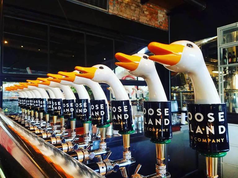Goose Island foi eleito o melhor bar para ir em grupo