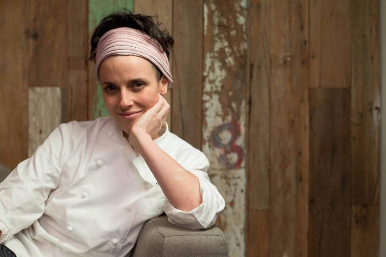 A chef Helena Rizzo, do Maní, é a nova jurada do Masterchef