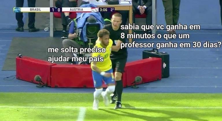 Galeria de memes da Copa