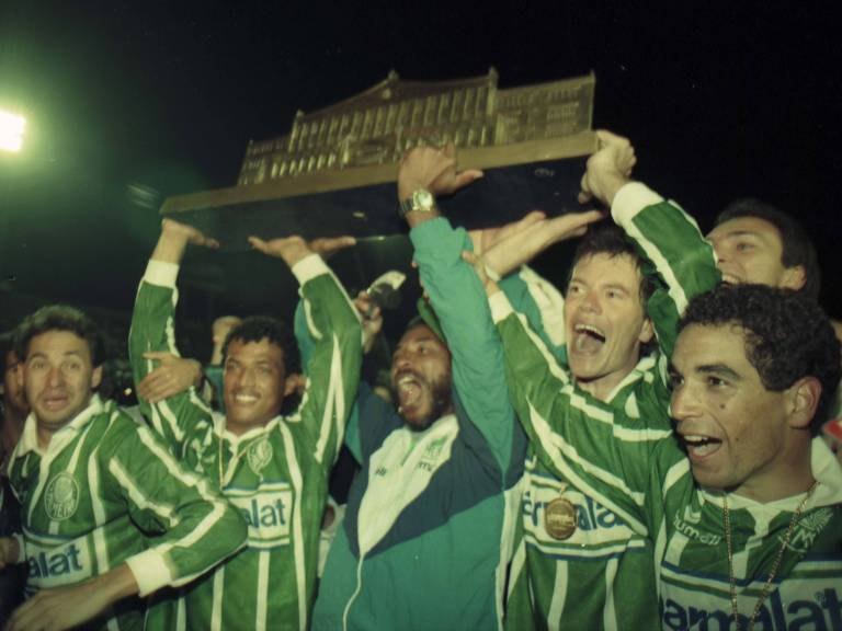 1993: Palmeiras bate Corinthians e quebra jejum de quase 17 anos