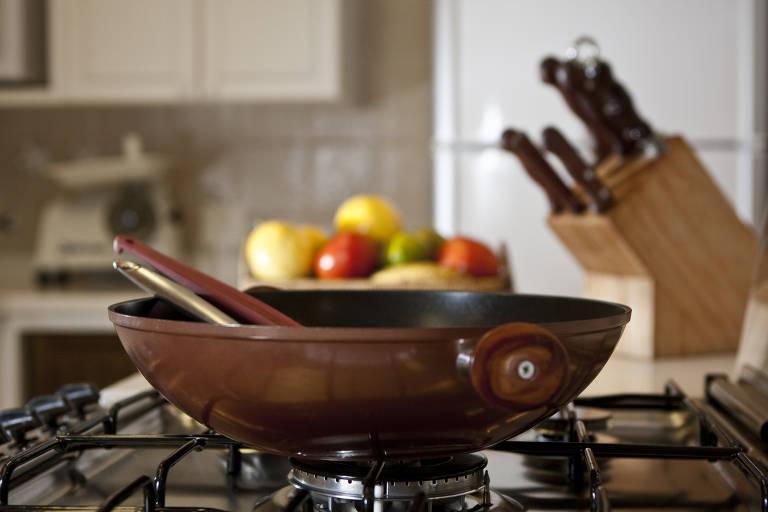 Seis dicas para economizar o gás de cozinha