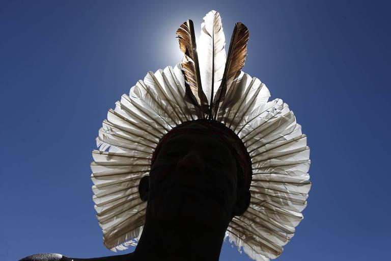 Índios entraram em confronto com grileiros em Rondônia