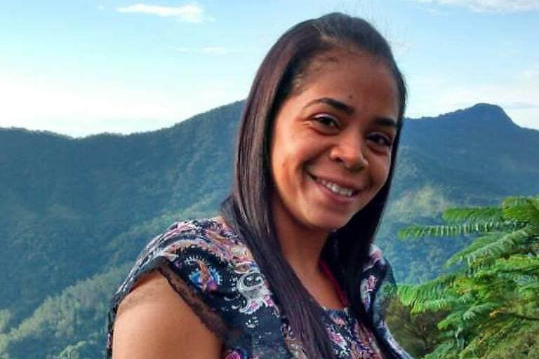 Taila Pimenta Lima, 26, assassinada pelo marido no HC, em São Paulo