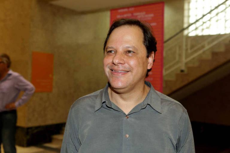 Luiz Armando Bagolin, que pediu demissão da curadoria do Jabuti