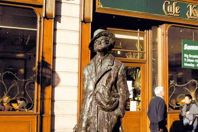 Em Dublin no Bloomsday