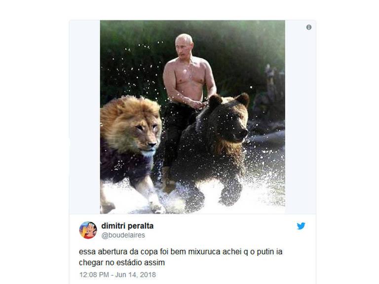 Memes da Copa de 2018