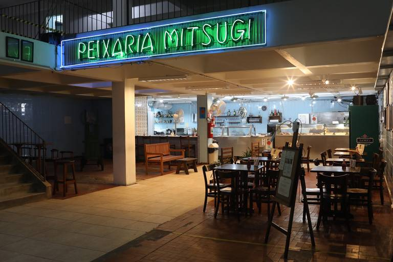 Roteiro japonês em São Paulo