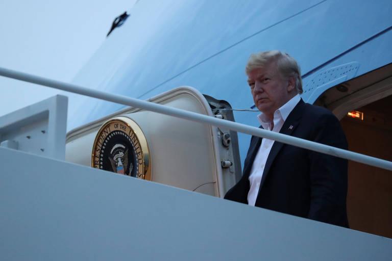 Agentes do FBI trocaram mensagens críticas a Trump durante eleição