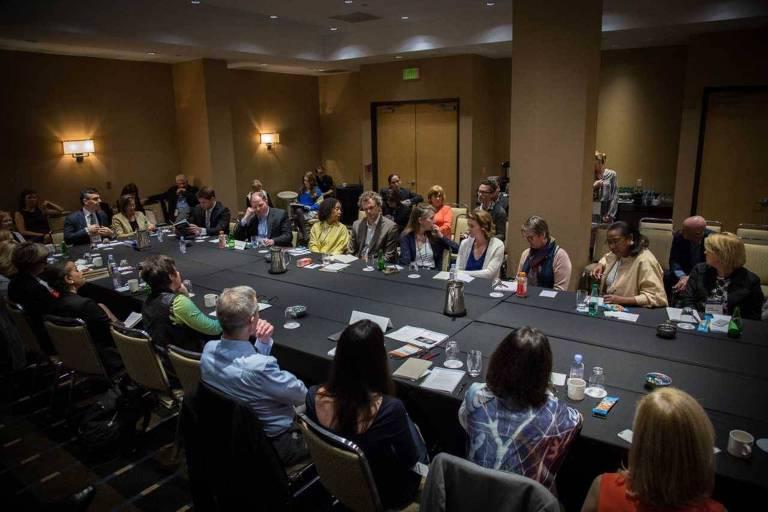 Drama dos imigrantes e desafios dos países que os recebem foi tema do Global Philanthropy Forum 2016, em São Francisco (EUA)