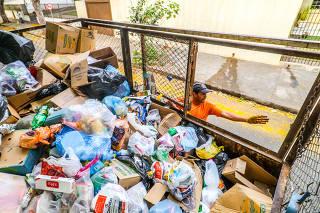 Nova Esperança-PR é campeã em ranking de reciclagem