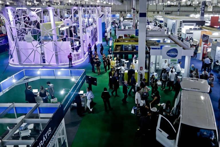 Evento da ABF (Associação Brasileira de Franchising) em 2017