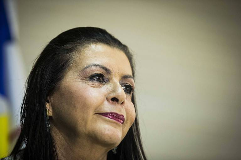 A governadora de Roraima, Suely Campos (PP), única mulher eleita para o Executivo estadual em 2014