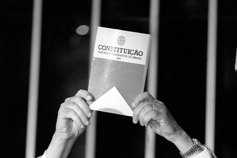 Nova Constituição seria ataque à democracia