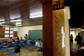 Ranking FOLHA das Universidades. UERR