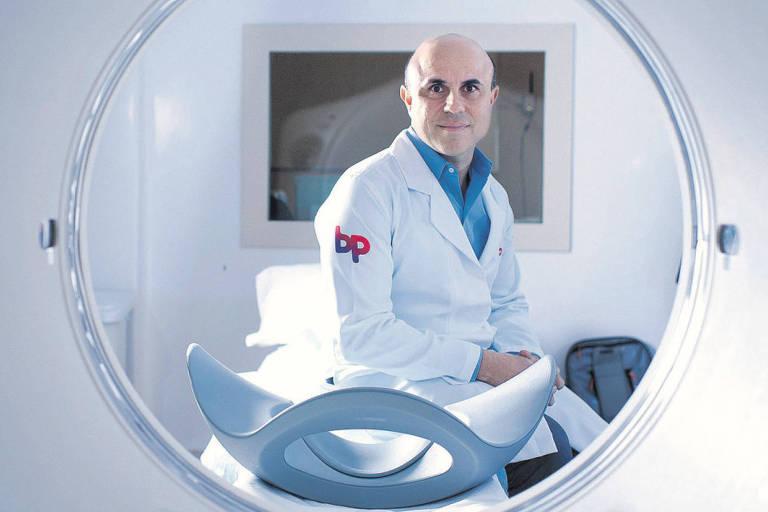 Fernando Maluf, diretor associado do Centro de Oncologia da Beneficência Portuguesa de São Paulo