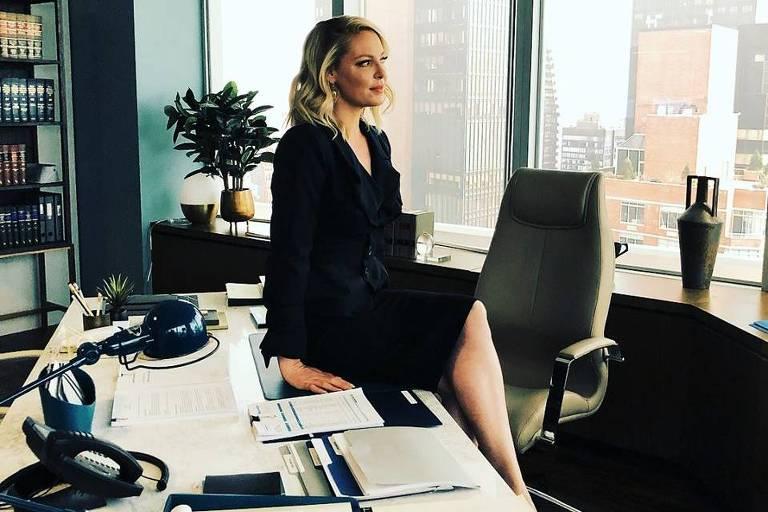 "Katherine Heigl se une ao elenco de ""Suits"""