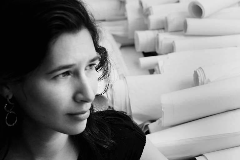 Idra Novey, autora de A Arte de Desaparecer
