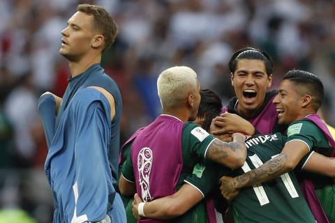 Retrancas de qualidade dão pontos a 5 seleções na primeira semana da Copa