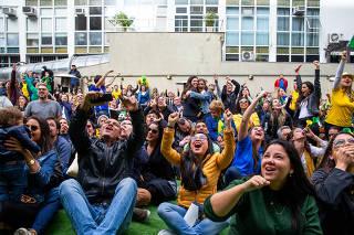FESTA DO JOGO DO BRASIL
