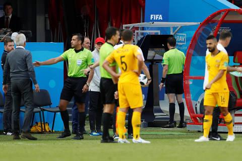 Veja o que a primeira rodada mostrou sobre a Copa do Mundo na Rússia