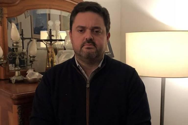 """""""Demorou muito para que eu me desse conta de que havia um problema de assédio"""", disse Sebastián del Río à BBC News Mundo"""