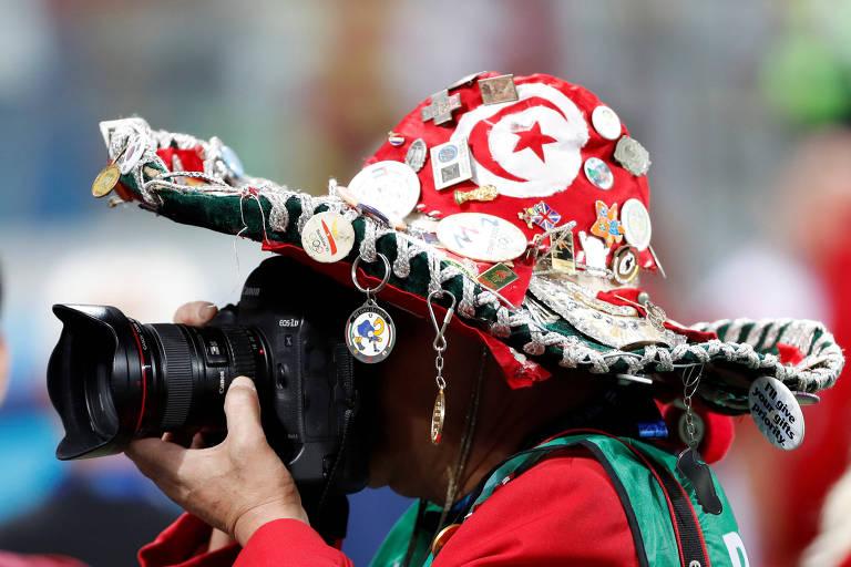 Imagens do dia da Copa da Rússia